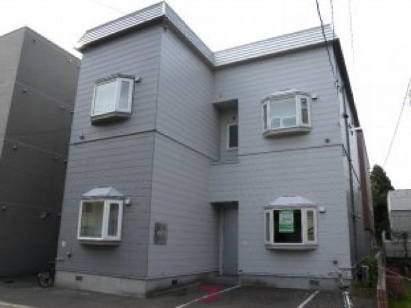 札幌市東区北30条東14丁目0賃貸アパート外観写真