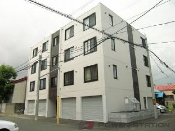 札幌市東区北10条東10丁目0賃貸マンション外観写真