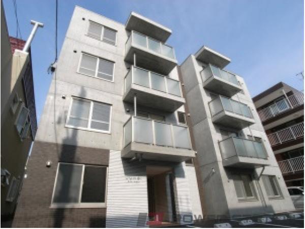 札幌市東区北31条東13丁目0賃貸マンション外観写真