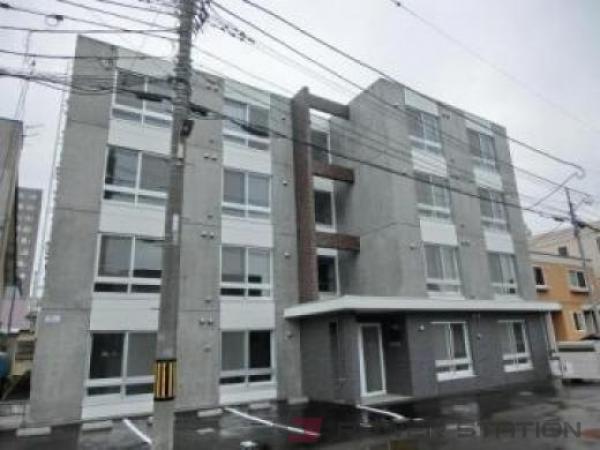 札幌市東区北15条東1丁目0賃貸マンション外観写真