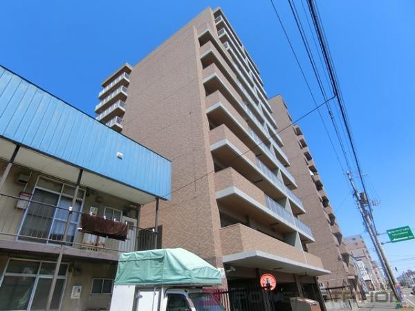札幌市東区北15条東4丁目0賃貸マンション外観写真
