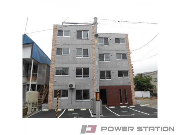 札幌市東区北17条東9丁目0賃貸マンション外観写真