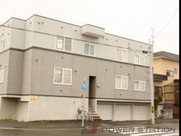 札幌市東区北21条東19丁目0賃貸アパート外観写真