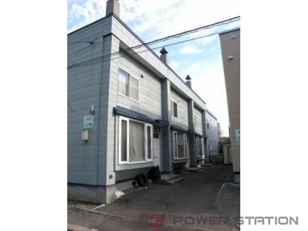 札幌市東区北24条東21丁目1テラスハウス外観写真