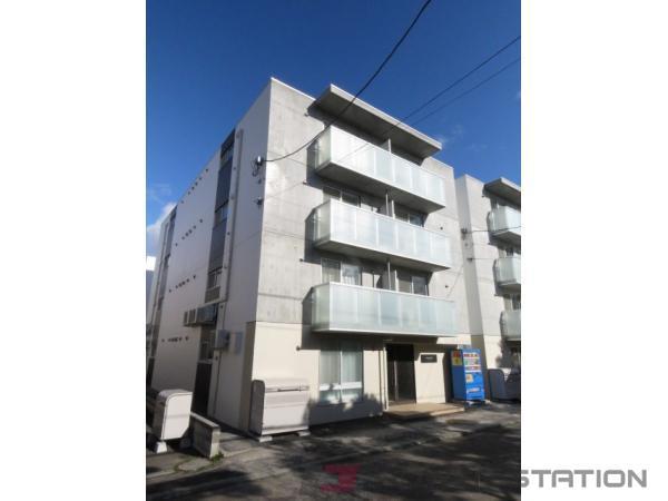 札幌市東区北14条東16丁目0賃貸マンション外観写真