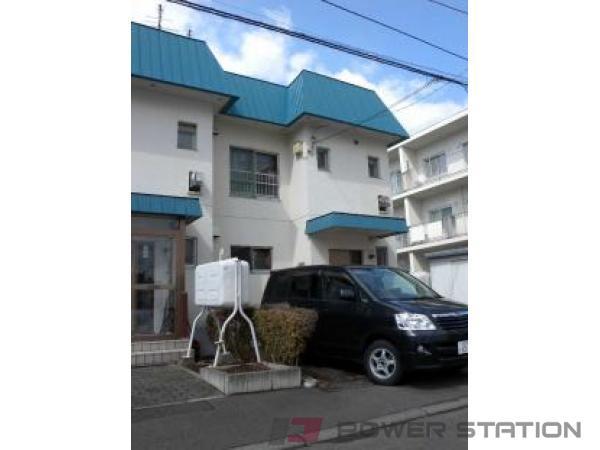 札幌市東区北18条東2丁目0一戸建貸家外観写真