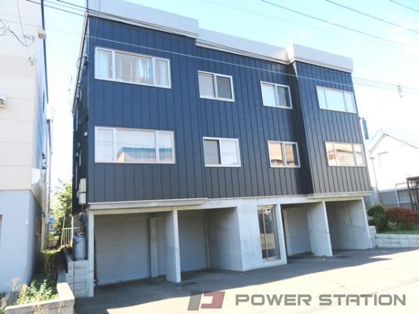 札幌市東区中沼6条1丁目1賃貸アパート