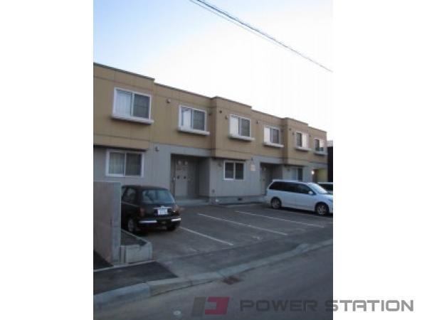 札幌市東区北27条東22丁目0賃貸アパート外観写真