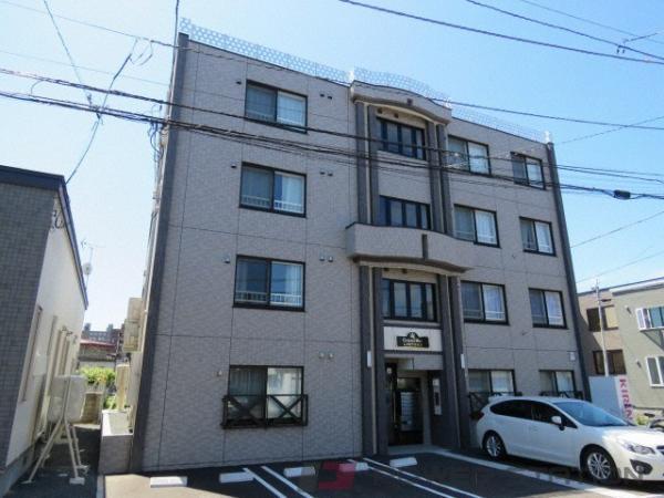 札幌市東区北37条東17丁目0賃貸マンション外観写真