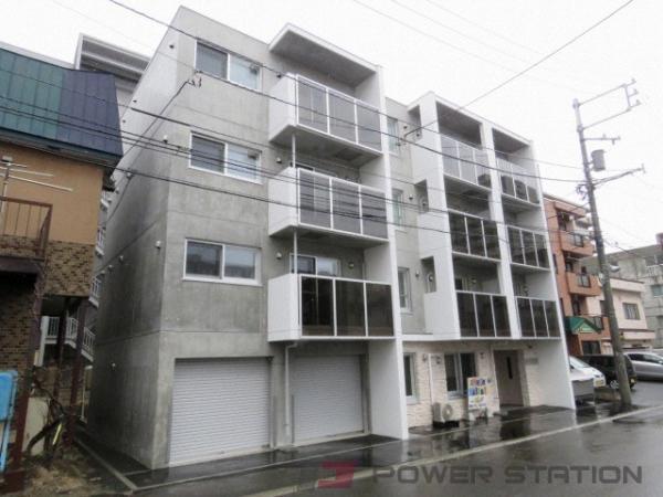 札幌市東区北33条東15丁目0賃貸マンション外観写真