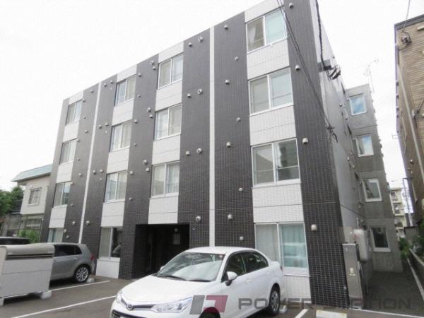 札幌市東区北22条東13丁目1賃貸マンション外観写真