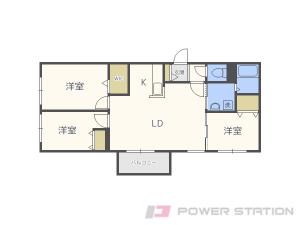 札幌市東区北8条東17丁目1賃貸マンション