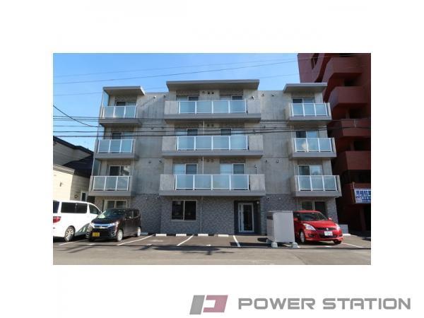 札幌市東区北35条東17丁目0賃貸マンション外観写真