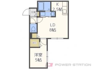 札幌市東区北27条東18丁目1賃貸マンション