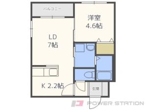 札幌市東区北16条東3丁目0賃貸マンション