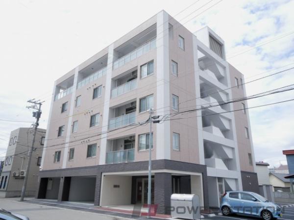 札幌市東区北15条東15丁目1賃貸マンション外観写真