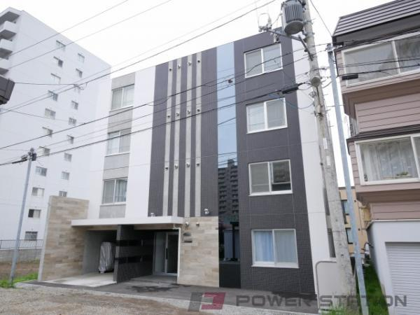 札幌市東区北7条東8丁目01賃貸マンション外観写真