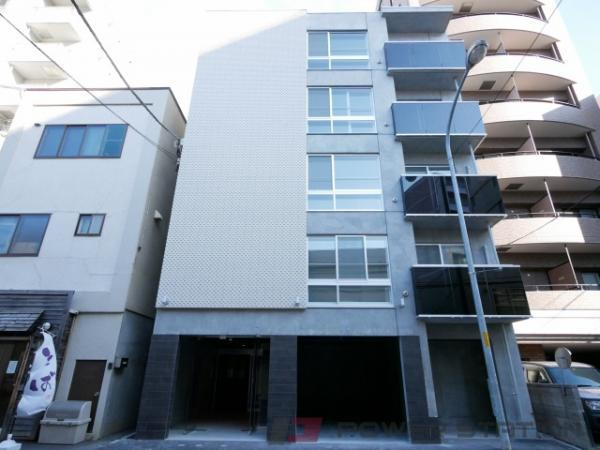 札幌市東区北7条東3丁目0賃貸マンション外観写真