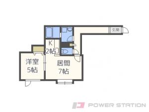 札幌市東区本町1条4丁目0賃貸アパート