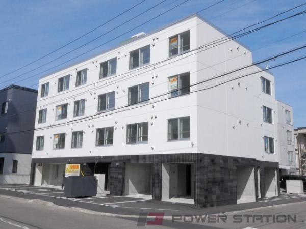 札幌市東区北16条東14丁目01賃貸マンション外観写真