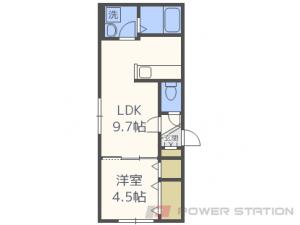 札幌市東区北23条東10丁目1賃貸マンション