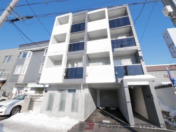 札幌市東区北15条東12丁目11賃貸マンション外観写真