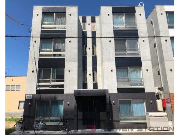 札幌市東区北38条東16丁目01賃貸マンション外観写真