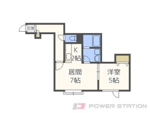 札幌市東区伏古3条2丁目0賃貸アパート
