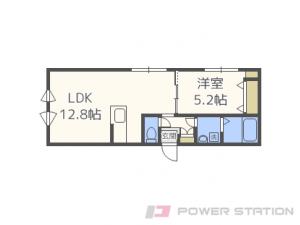 札幌市東区北32条東8丁目1賃貸マンション