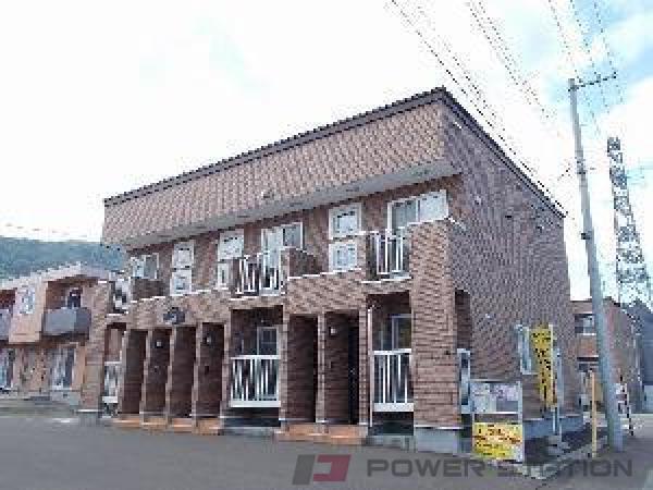 札幌市手稲区西宮の沢4条2丁目0賃貸アパート外観写真
