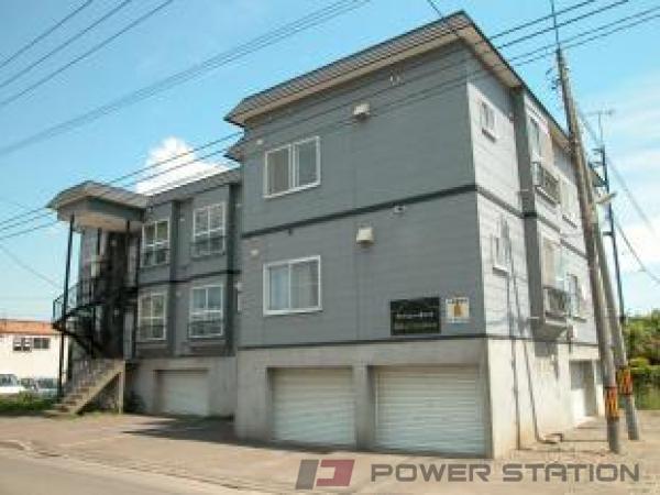 札幌市手稲区西宮の沢4条1丁目1賃貸アパート外観写真