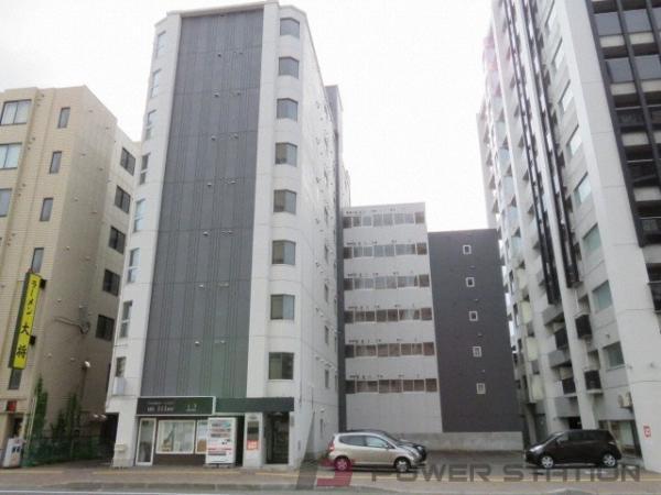 マンション・クレストコート北大前(旧第3AMSタワー)