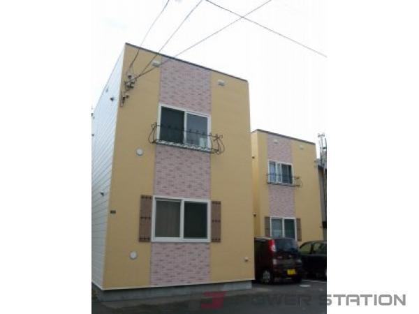 アパート・ノッティングヒルゲイト24