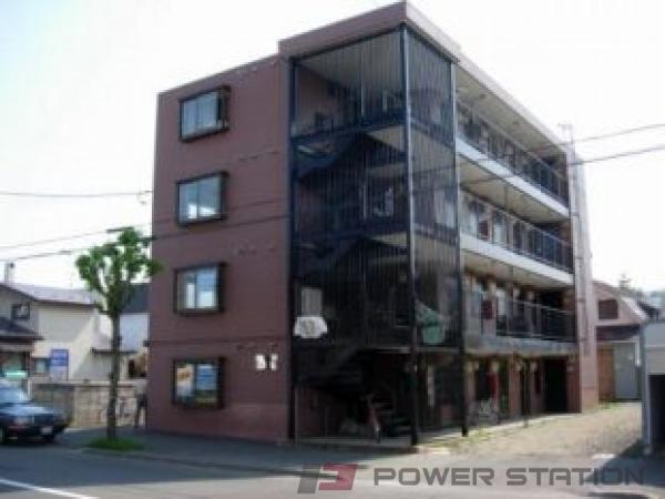マンション・アイビースクエア札幌Pー6