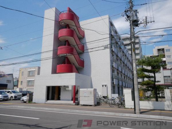 アパート・ルナハイツ札幌