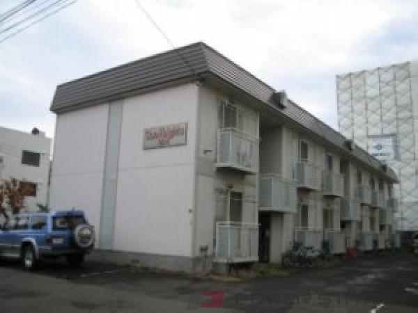 アパート・サンハイツ214