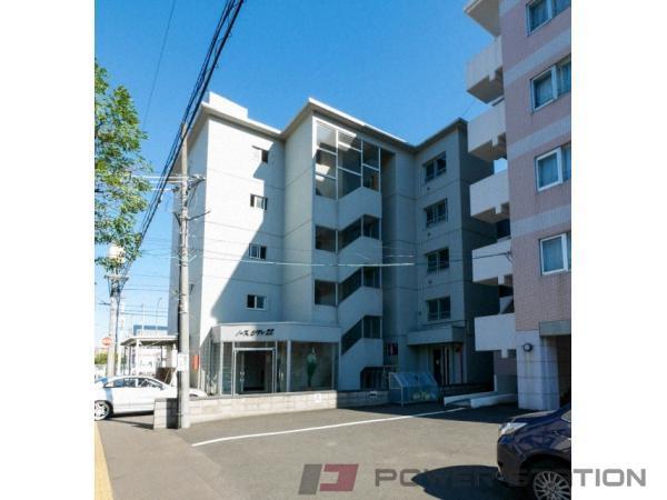 札幌市北区北22条西2丁目0賃貸マンション外観写真