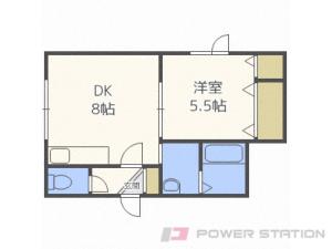 アパート・白樺HOUSE
