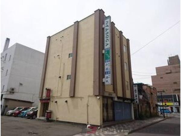 札幌市北区北24条西4丁目0賃貸マンション外観写真