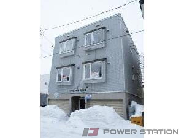 札幌市北区北28条西11丁目0賃貸アパート外観写真