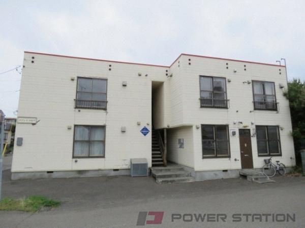 札幌市北区北33条西10丁目0賃貸アパート外観写真