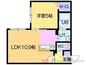 Landschaft ASABU:3号室タイプ