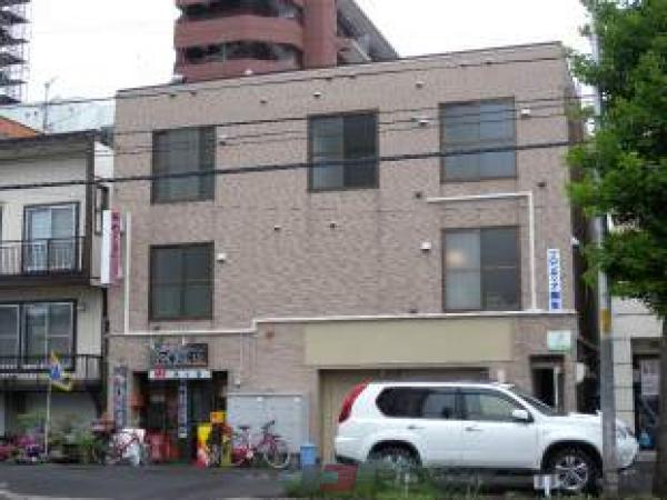 札幌市北区麻生町5丁目1賃貸アパート外観写真