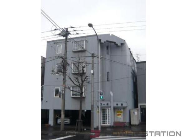 札幌市北区北14条西1丁目0賃貸マンション外観写真