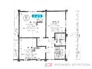 新川テナントテナントビル図面