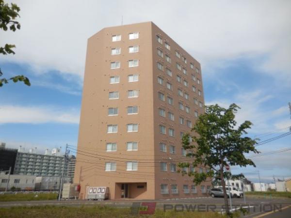 札幌市北区南あいの里6丁目0賃貸マンション外観写真