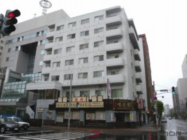 札幌市北区北9条西4丁目0賃貸マンション外観写真