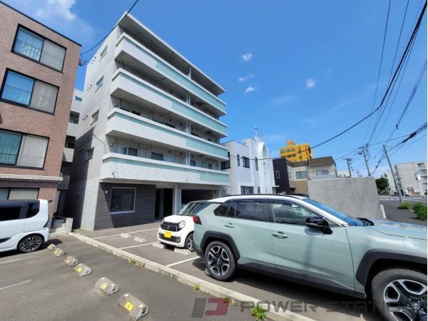 アパート・リュクスN22