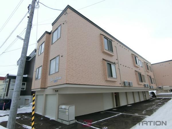 アパート・グランツリーベ篠路