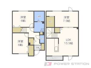 アパート・ベルリード28A